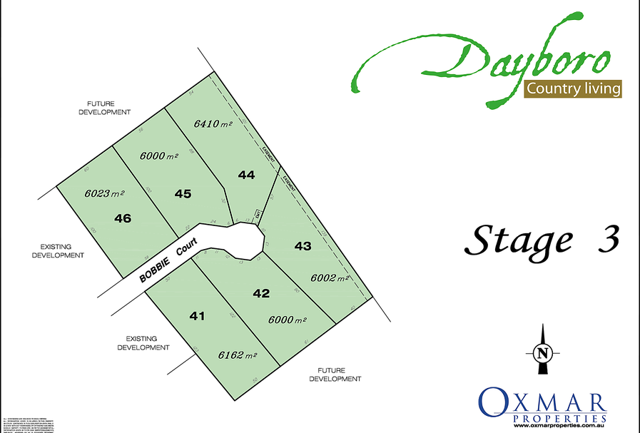 dayboro sales plan