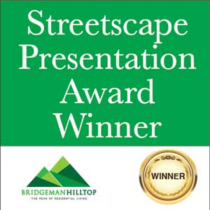 Streetscape Presentation Awards