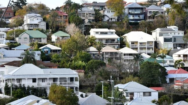 Brisbane housing market safe