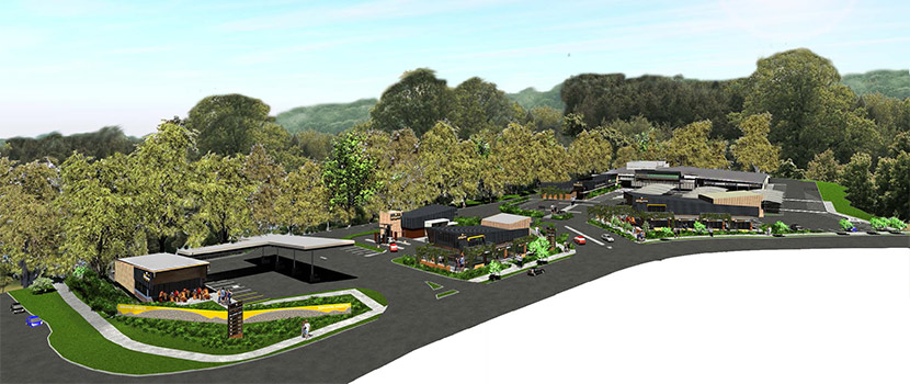 Narangba Hieghts new shopping centre - Image 2