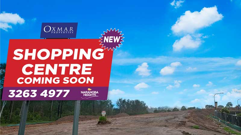 Narangba Heights Shopping Centre Coming Soon- Smaller image