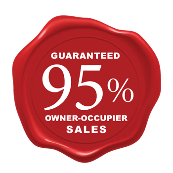 Oxmar guaranteed 80 percent owner occupier